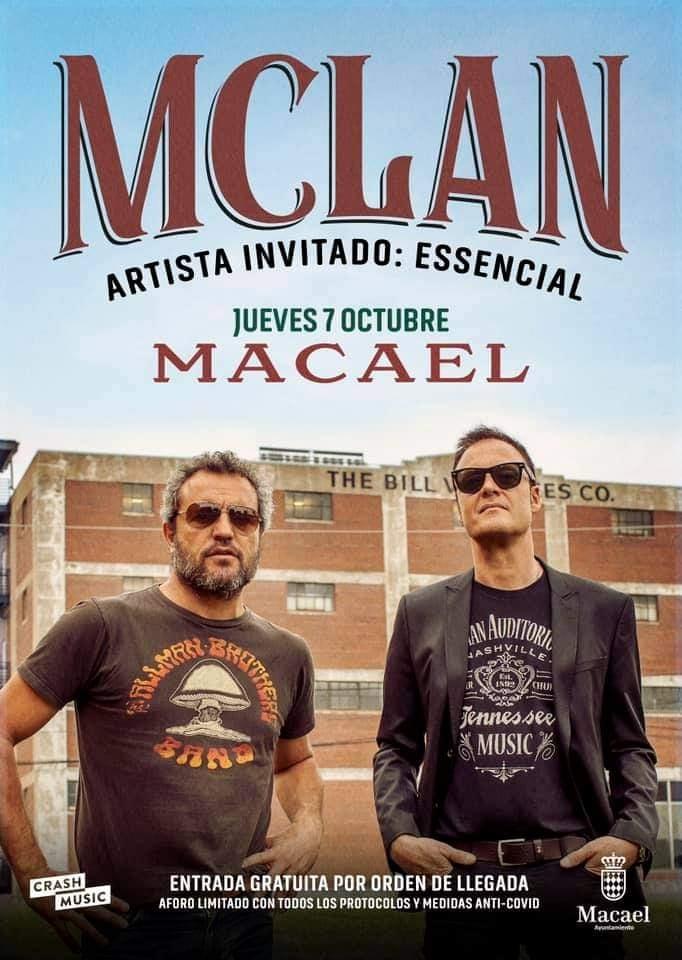 Concierto MCLAN